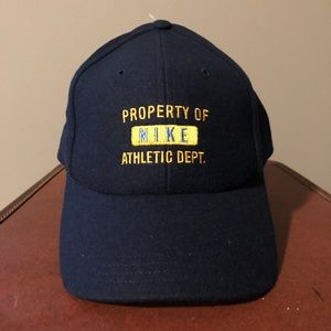 Blue Property of Nike Baseball Cap